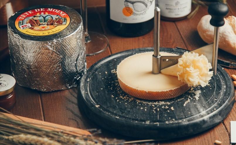 Виды сыра Тет де Муан